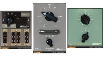 Softube Abbey Road Studio Brilliance Pack Sale GUI Plug-in