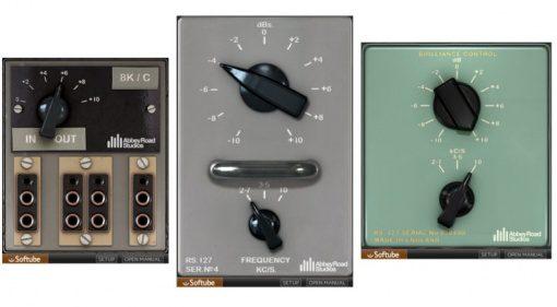 Softube Abbey Road Studio Brilliance Pack Sale GUI Plug-in