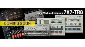 Roland veröffentlicht Drumatix TR-606 Expansion und Update für TR8!