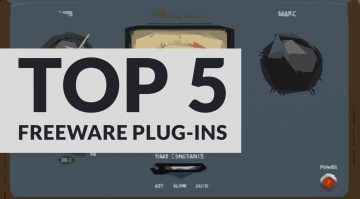 Top5 Freeware Plug-ins Liste