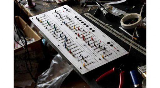 Ansicht Macbeth M7-D Synthesizer