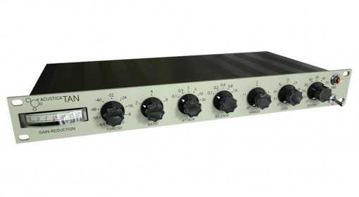 Acustica Audio verschenkt VCA Kompressor TAN