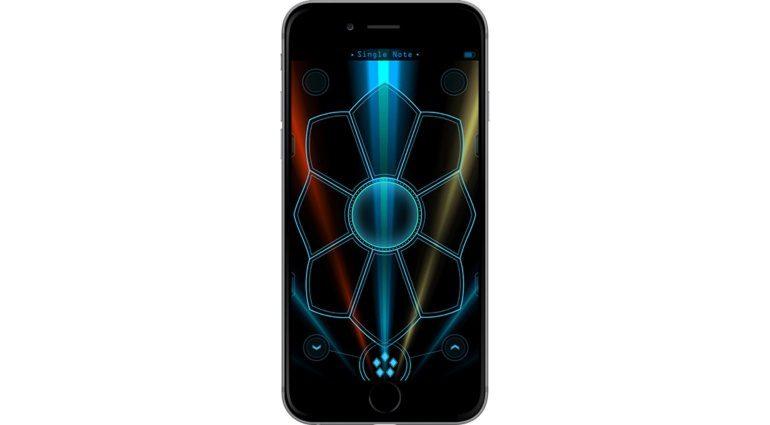 Air Craft AC Saber - so wird ein iPhone zum Laserschwert Controller