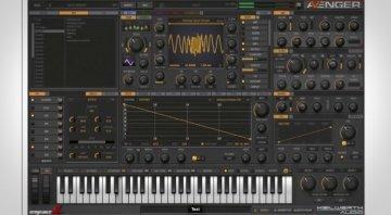 Vengeance-Sound Avenger - neuer VA Synthesizer gesichtet!