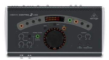 Behringer Control2USB Monitor Controller Front