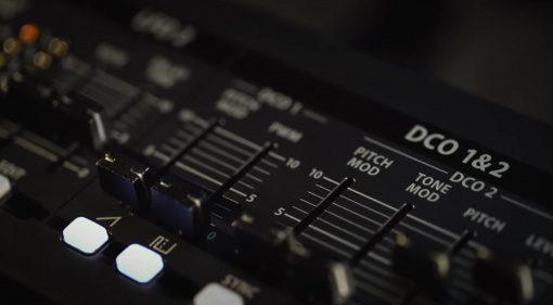 Behringer Analog Synthesizer - und hier ist der dritte Teil der Teaser Serie!