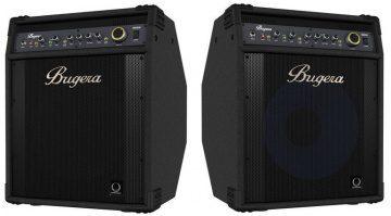 Burgera BXD15 BXD15A Bass Combo Amp Verstaerker Front