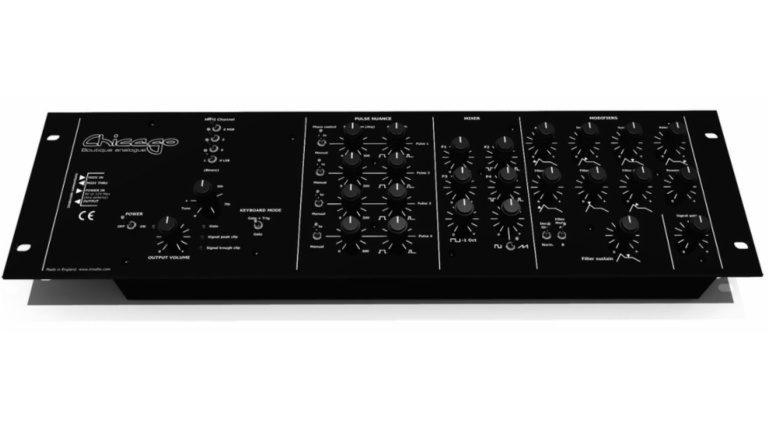 Chicago Analogue Riff & Bass Synthesizer - ein weiteres erfolgreiches Kickstarter-Synth-Projekt