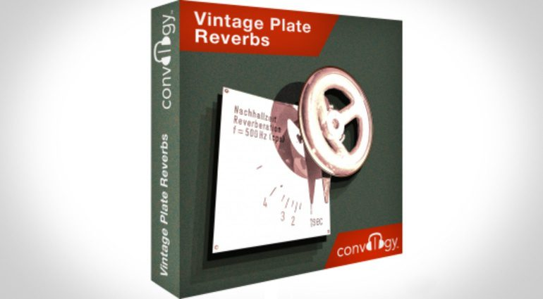 PreSonus Convology Vintage Reverbs - Reverb Bibliotheken für Studio One 3