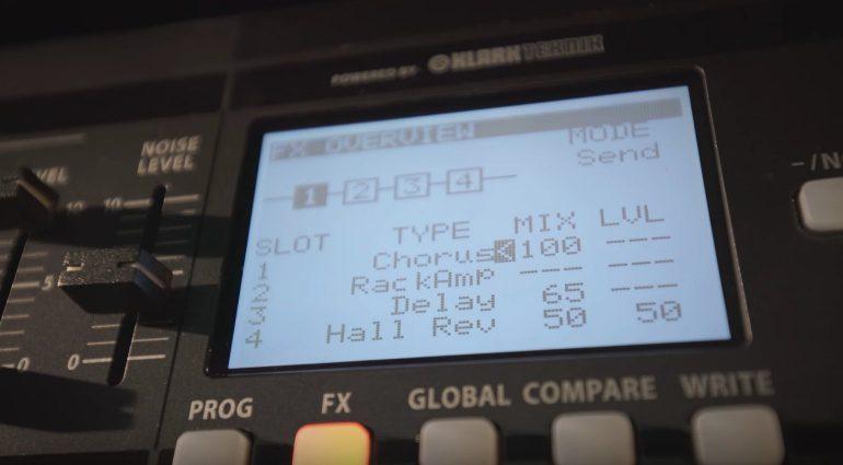 Behringer DeepMind 12 Synthesizer - hoffentlich das letzte Teaser Video
