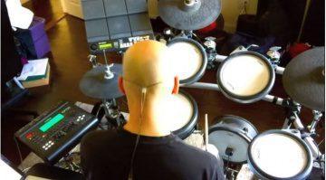 EDM Track aus E-Drum und Ableton Live