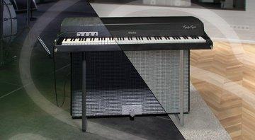 e-instruments Session Keys Electric S - klassische E-Piano Bibliothek für Kontakt