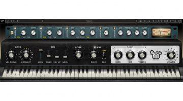 Waves Electric 88 Piano – ein gutes E-Piano für wenig Geld