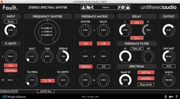 Unfiltered Audio Fault – Pitch- und Zeit-Modulationen ohne Grenzen