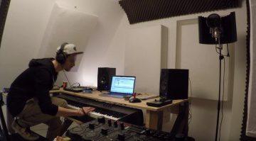 Fynn Kliemann DIY Studio Fertig