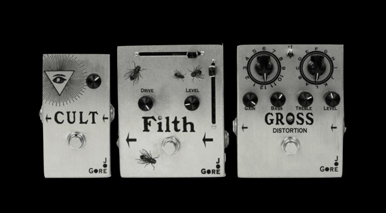 Joe Gore Gross Filth Cult Pedale