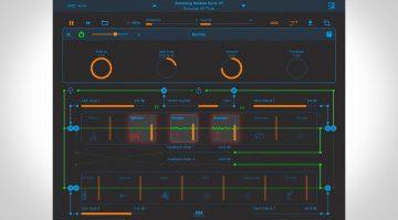 Amazing Noises Moebius Lab - Synthesizer, Sampler und Multieffektgerät für das iPad