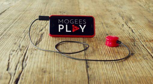 Mogees Play - der kleine Sensor geht in die nächste Runde