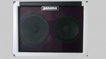 Panama 1x12 1x10 Gitarrenbox Front