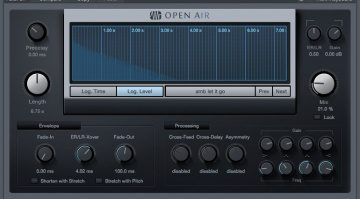 Presonus Open Air IR Loader GUI