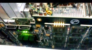 SKNote AAX-DSP Karte Accelerator