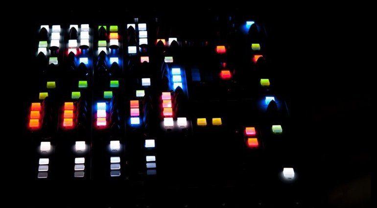Schertler Arthur Format 48 leuchtet