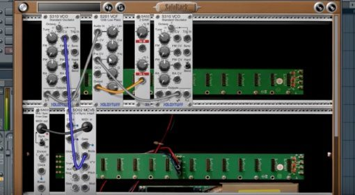SoloStuff SoloRack - und es geht weiter mit virtuellen Modular Systemen!