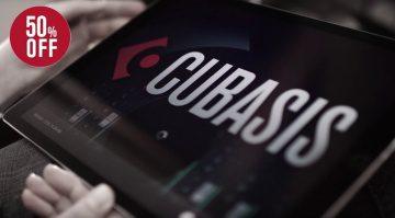 Steinberg Cubasis iPad Rabatt 50 Prozent