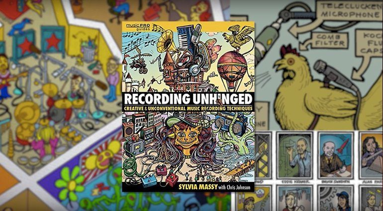 Sylvia Massy Recording Unhinged Front