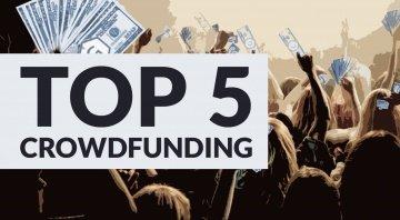 Top5 Crowdfunding 2016