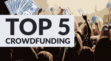 Top5 Crowdfunding 2016