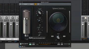 Townsend Labs Sphere L22 Plug-in GUI