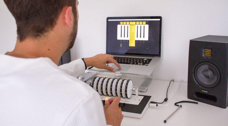 XOXX Composer - jetzt dreht der Sequencer am Rad