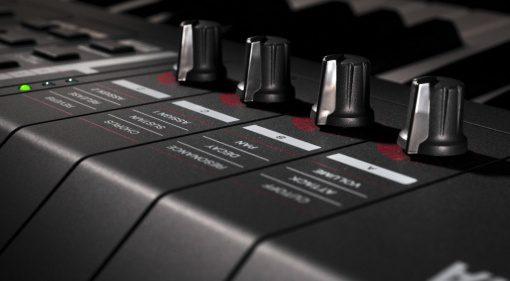Yamaha MX BK/BU - neue Farben und erweiterte Funktionen für die MX-Serie