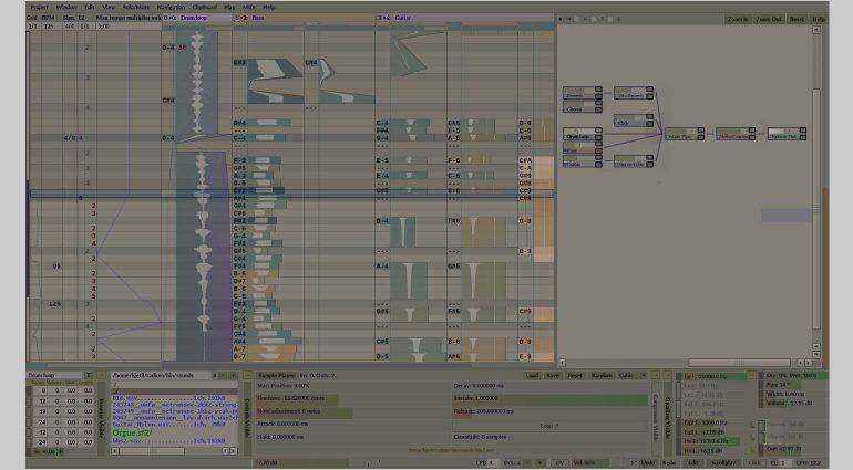 Radium 4 Editor