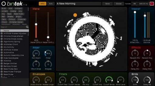 Tracktion BioTek Sound Designer Edition - ein Update für Klangbastler