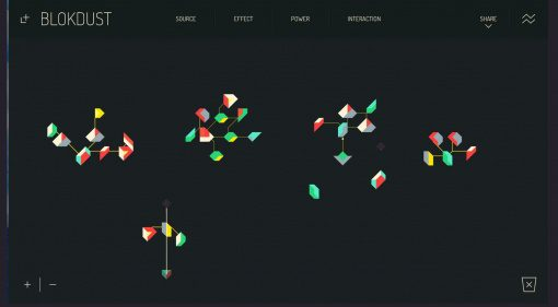 BlokDust GUI Komplett