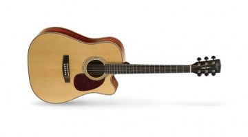 Cort MR710F MD NAT Dreadnought Gitarre 770x425