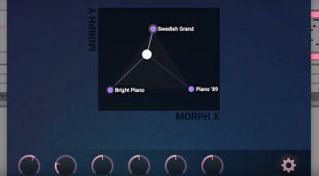 Heart Of Noise GalaXynth - Soundmorphing von einem anderen Stern