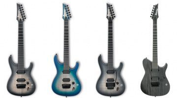 Ibanez Iron Label Series