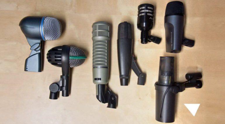 Kick Bassdrum Mikrofon Vergleich Shootout Video Titelbild