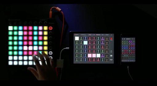 Novation Launchpad for iOS geht in die nächste Runde und das mit Farbe!
