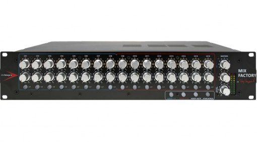 A-Designs Mixfactory - analoges Summieren auf einem anderen Level?