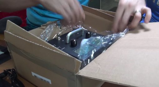 Mod Duo Modelling Pedal Unboxing 2