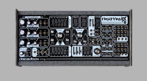 Dreadbox Murmux V2 Limited Edition - 50 schicke paraphone Analogsynthesizer
