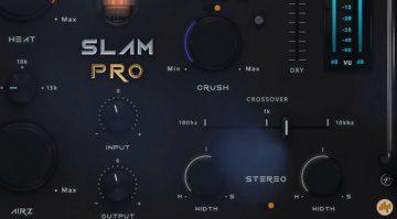 Beatskillz Slam Pro - das All-in-one Tool für Mastering Einsätze