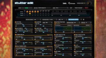 iZotope Stutter Edit GUI Deal