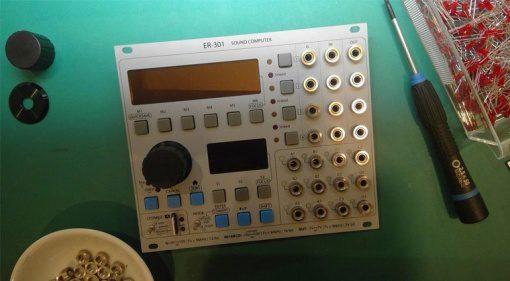 Orthogonal Devices ER-301 Sound Computer - der Eurorack Sampler
