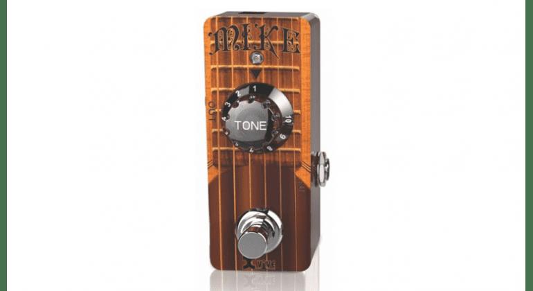 Xvive Mike Pedal Acoustic Effect FX Akustik 770x425