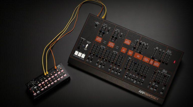 Korg Arp Odyssey Module - nicht neu aber ohne Keyboard